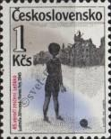 Stamp Czechoslovakia Catalog number: 2917