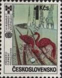Stamp Czechoslovakia Catalog number: 2922