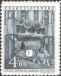 Stamp Czechoslovakia Catalog number: 649