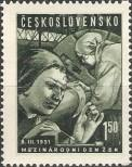 Stamp Czechoslovakia Catalog number: 650