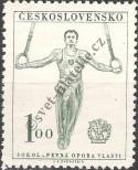 Stamp Czechoslovakia Catalog number: 671