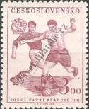 Stamp Czechoslovakia Catalog number: 673
