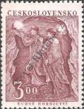 Stamp Czechoslovakia Catalog number: 689