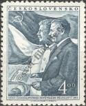 Stamp Czechoslovakia Catalog number: 698