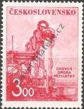 Stamp Czechoslovakia Catalog number: 711