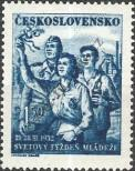 Stamp Czechoslovakia Catalog number: 712