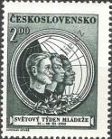 Stamp Czechoslovakia Catalog number: 713