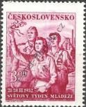Stamp Czechoslovakia Catalog number: 714