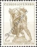 Stamp Czechoslovakia Catalog number: 762
