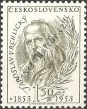 Stamp Czechoslovakia Catalog number: 784