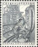 Stamp Czechoslovakia Catalog number: 804