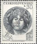 Stamp Czechoslovakia Catalog number: 833