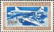 Stamp Czechoslovakia Catalog number: 843