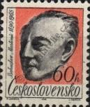 Stamp Czechoslovakia Catalog number: 1563