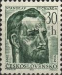 Stamp Czechoslovakia Catalog number: 1598