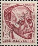 Stamp Czechoslovakia Catalog number: 1600