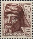 Stamp Czechoslovakia Catalog number: 1601