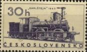 Stamp Czechoslovakia Catalog number: 1604