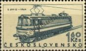 Stamp Czechoslovakia Catalog number: 1607