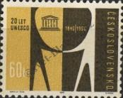 Stamp Czechoslovakia Catalog number: 1615