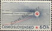 Stamp Czechoslovakia Catalog number: 1627