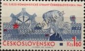 Stamp Czechoslovakia Catalog number: 1628