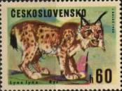 Stamp Czechoslovakia Catalog number: 1663