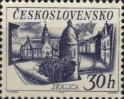 Stamp Czechoslovakia Catalog number: 1721
