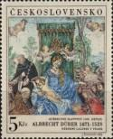 Stamp Czechoslovakia Catalog number: 1805