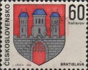 Stamp Czechoslovakia Catalog number: 1820
