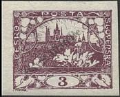 Stamp Czechoslovakia Catalog number: 1