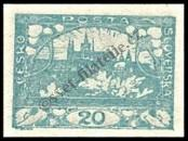 Stamp Czechoslovakia Catalog number: 4