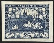 Stamp Czechoslovakia Catalog number: 5