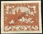 Stamp Czechoslovakia Catalog number: 7