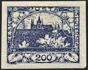 Stamp Czechoslovakia Catalog number: 9