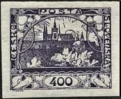 Stamp Czechoslovakia Catalog number: 10