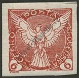Stamp Czechoslovakia Catalog number: 14