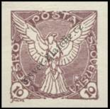 Stamp Czechoslovakia Catalog number: 15