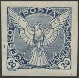 Stamp Czechoslovakia Catalog number: 16