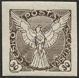 Stamp Czechoslovakia Catalog number: 17
