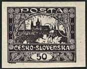 Stamp Czechoslovakia Catalog number: 19