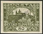 Stamp Czechoslovakia Catalog number: 21