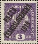 Stamp Czechoslovakia Catalog number: 40