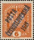 Stamp Czechoslovakia Catalog number: 42