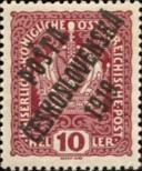Stamp Czechoslovakia Catalog number: 43
