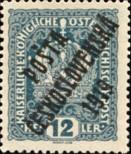 Stamp Czechoslovakia Catalog number: 44