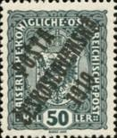 Stamp Czechoslovakia Catalog number: 46