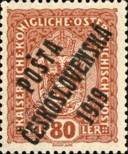Stamp Czechoslovakia Catalog number: 48