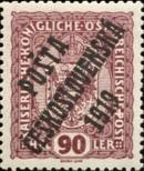 Stamp Czechoslovakia Catalog number: 49