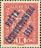 Stamp Czechoslovakia Catalog number: 50
